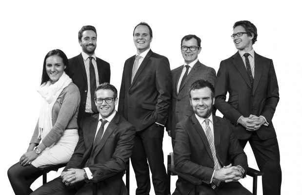 Corporate finance team