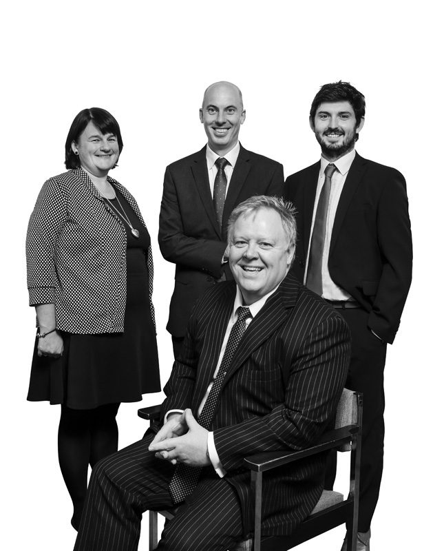 Legal sector team