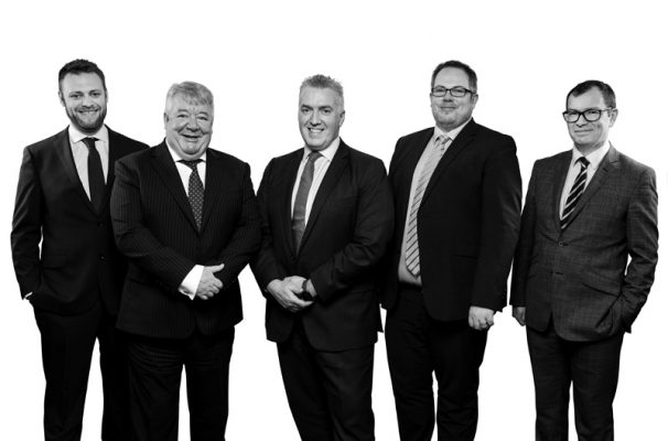 Business tax team