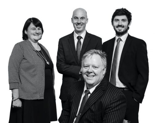 Legal sector team